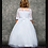 Thumbnail: Embroidered Mesh Half Sleeve Dress