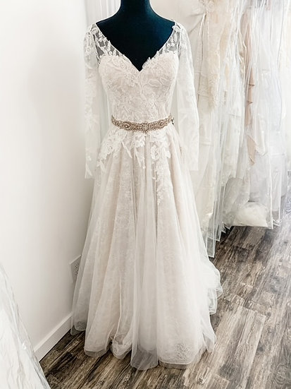 """Jaide Collection Gown-""""Athena"""""""