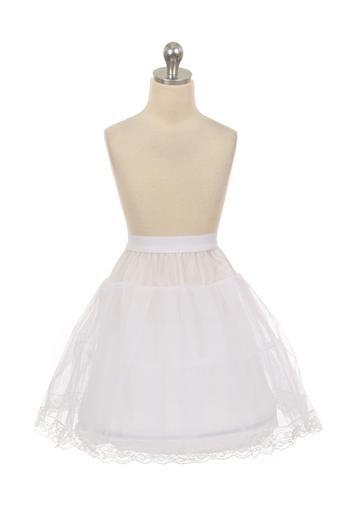 One Wire Hoop Petticoat