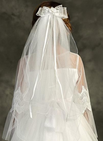 Veil with Bow