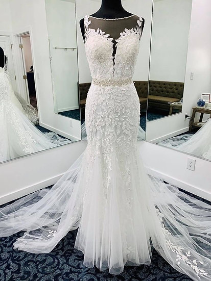 """Jaide Collection Gown-""""𝓑𝓮𝓵𝓵𝓪"""""""
