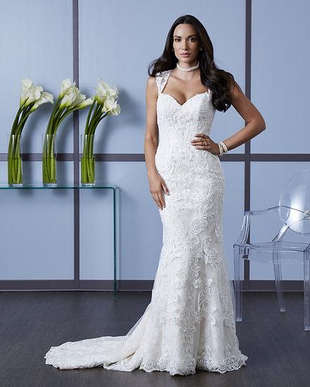 Romantic Bridals Couture #4600