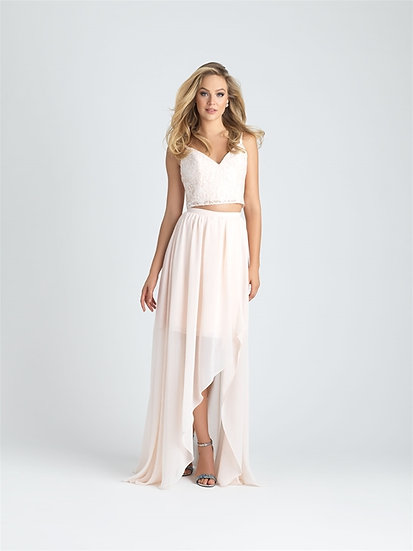 Allure 1528 Top and 1533 Skirt