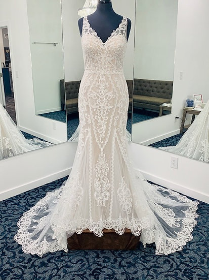 """Jaide Collection Gown-""""Jalane"""""""