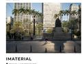 """""""Imaterial é a documentação de um período da produção artística e o skate como objeto artístico"""""""