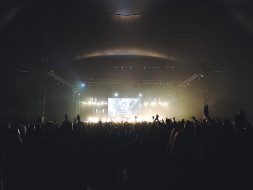 Sonorisation de concerts et évènements
