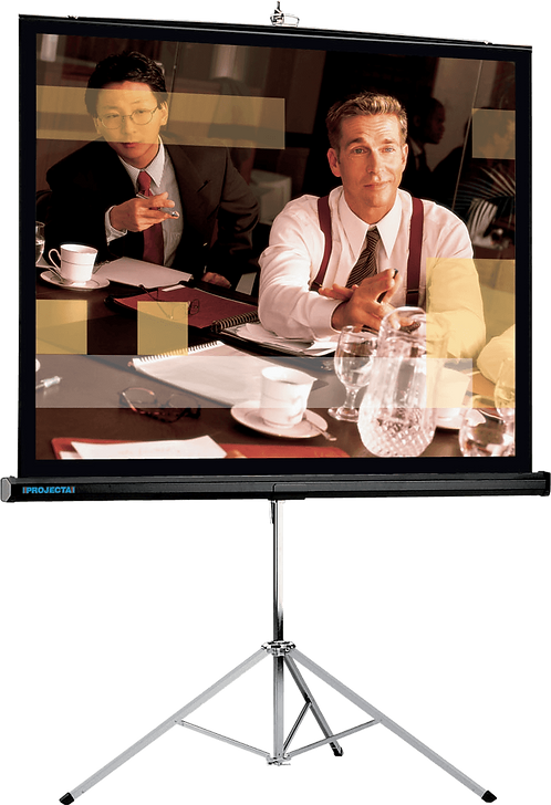 ecran de projection portable
