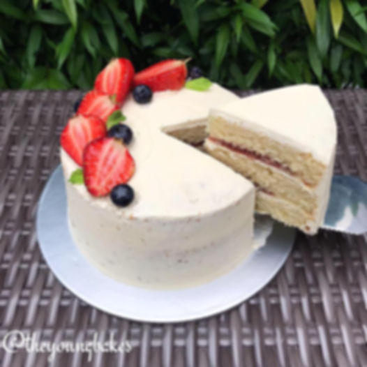 Vanilla Strawberry