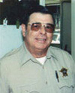 Pecos County Texas Sheriff's Dept