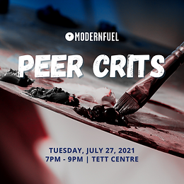 Attend - Peer Crit Session 3