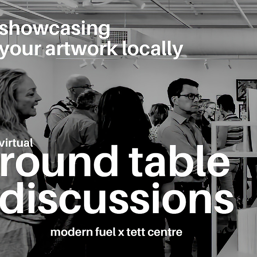 Showcasing your artwork locally