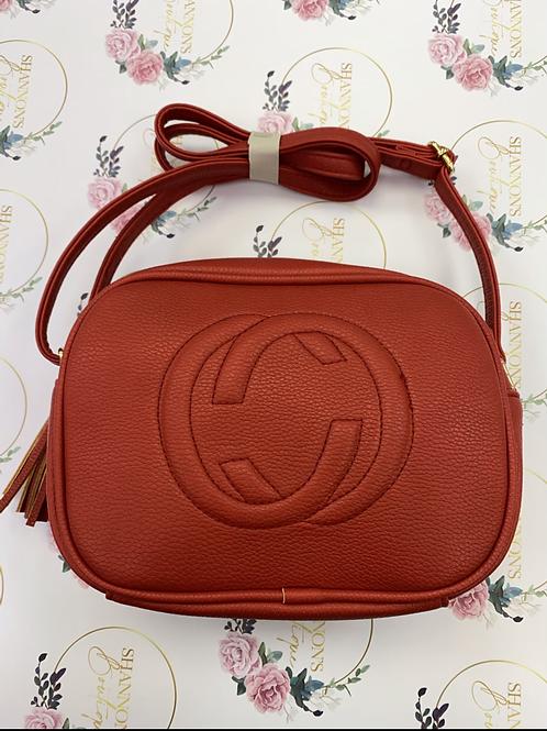 Red GG bag