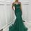 Thumbnail: Isla Emerald Green Formal Dress
