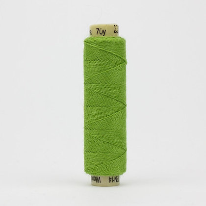 Wonderfil Ellana Wool Thread Peridot EN14 Sue Spargo