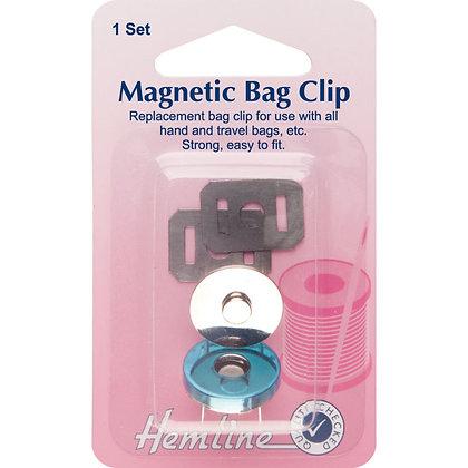 Hemline Magnetic Bag Clip