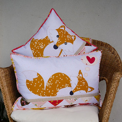 Claire Turpin Designs Foxies Pattern