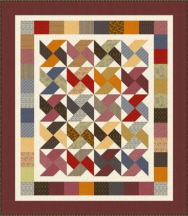 bramblewood layer cake quilt pattern