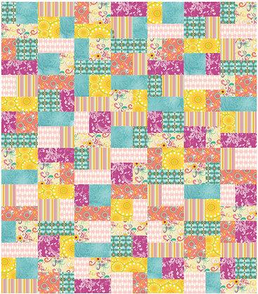 Caitlin's  Quilt PDF Pattern