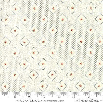 moda Fabrics Anns Arbor Minick and Simpson 14843-13