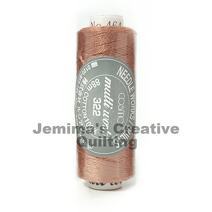 Cosmo Multi Work Embroidery Floss #464 322-464