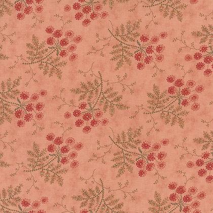 Moda Fabric 3 Sisters Larkspur blossom 44105-15