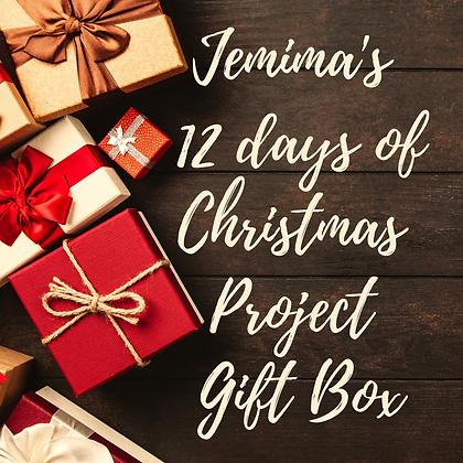 Christmas Project Gift Box