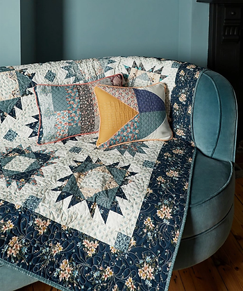 Liberty of London Winterbourne Garden Quilt Kit
