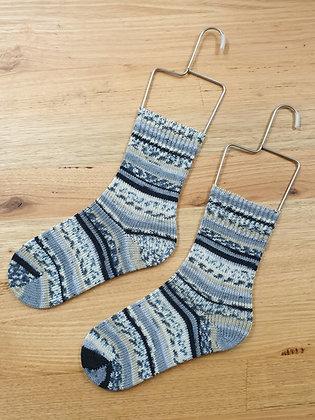 Hand Made Socks Stone socks please socks by shirl