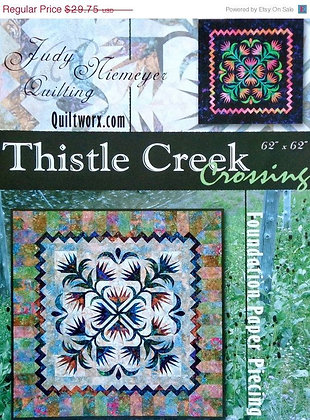 Thistle Creek Crossing Pattern
