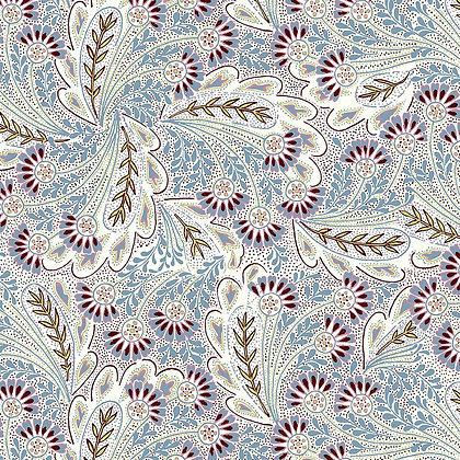 Liberty of London Summer House Feather Dance 5673Z