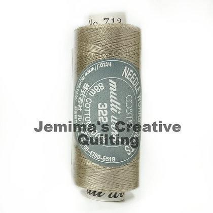 Cosmo Multi Work Embroidery Floss #713 322-713