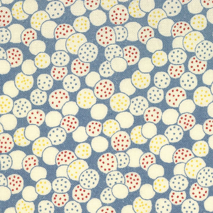 Moda Fabrics Punctuation American Jane 21407-16