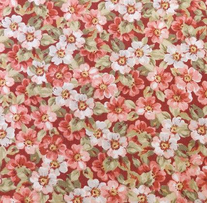 Aged Elegance Blossoms Wilmington Prints