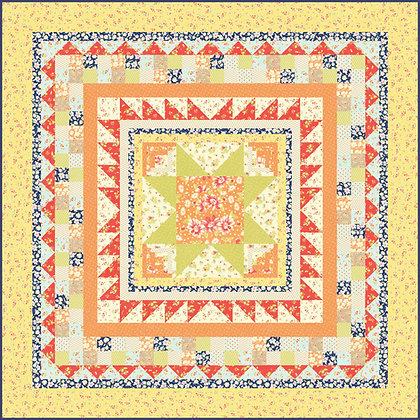 Summer Fiesta Quilt Pattern