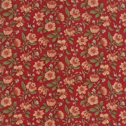 Rosewood 3 Sisters 44186-16 Red flowers