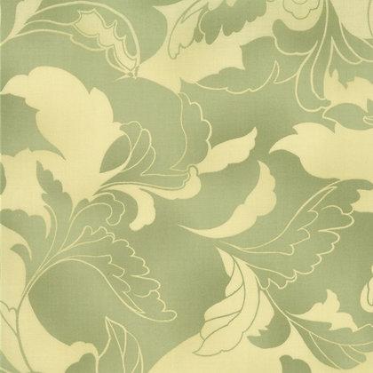 Boutique Green Leaves Chez Moi  16048-14 Moda Fabrics