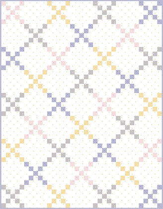 Pretty Chain Quilt Pattern