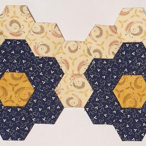 Mystery Hexagon Quilt Part 7B