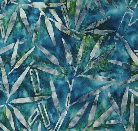 Moda Batik Blue 112-bod Australia Melbourne Fabric