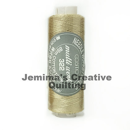 Cosmo Multi Work Embroidery Floss #366 322-366