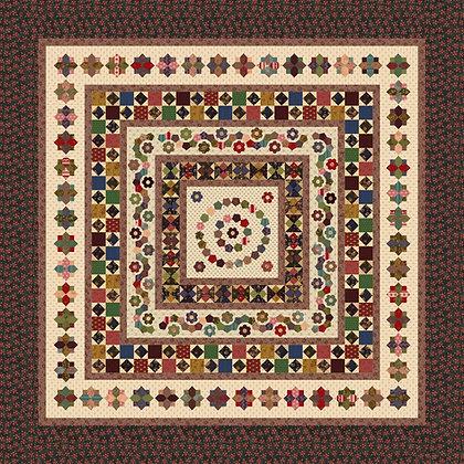 Jarrahmond Quilt Pattern