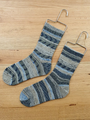 Hand Made Socks Imprim Kaki socks please socks by shirl