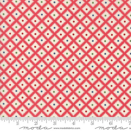 Hop Skip and A Jump American Jane 21708-13 Moda fabrics