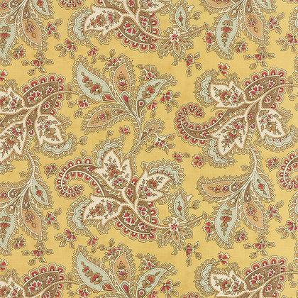 Moda Fabric 3 Sisters Larkspur Straw 44101-12