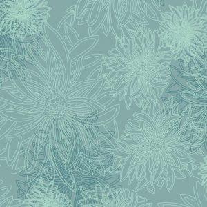art gallery fabrics Floral Elements Aquarium