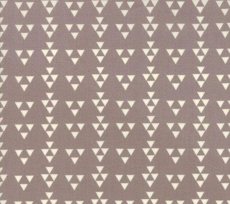 Moda Fabrics Desert Blooms Delta Stone Sherri & Chelsi 37524-13