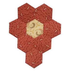 Mystery Hexagon Quilt Part 6