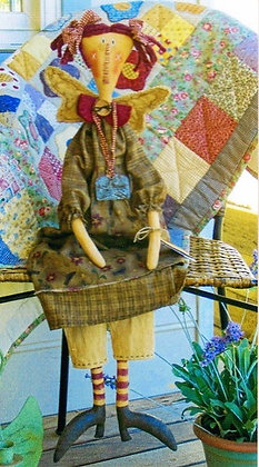 Minnie Maud Doll Pattern