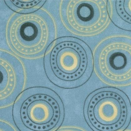 Moda Fabrics Adoring Sandy Gervais 17529-15