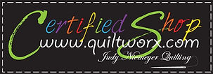 certified quiltworx shop